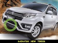 Harga Dan Fisik Front Under Guard Daihatsu New Terios (2015)