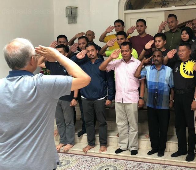 Pengiring keselamatan Najib secara rasmi ditarik
