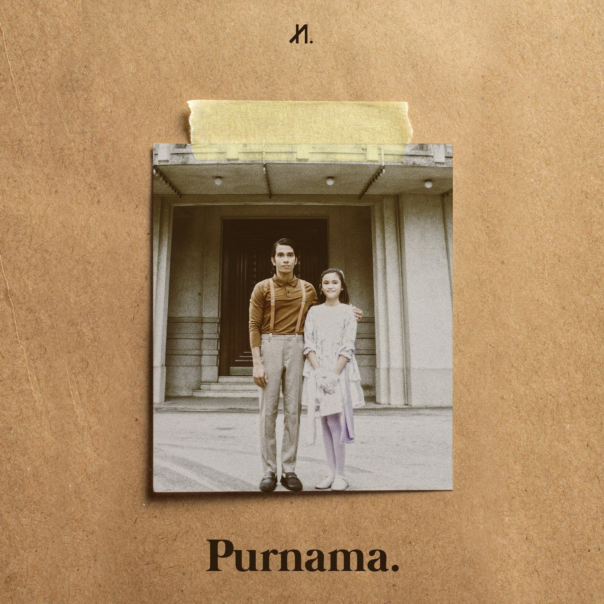 Lirik lagu Purnama Naim Daniel