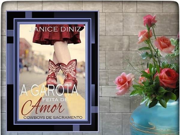 Resenha: A garota feita de amor - Janice Diniz