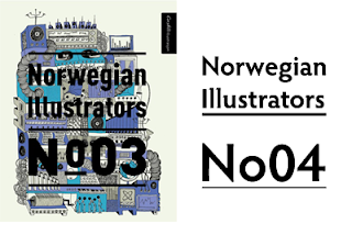 Norwegian Illustrators No 04