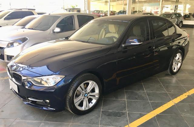 BMW 320i Sport GP Flex 2015: avaliação de usado
