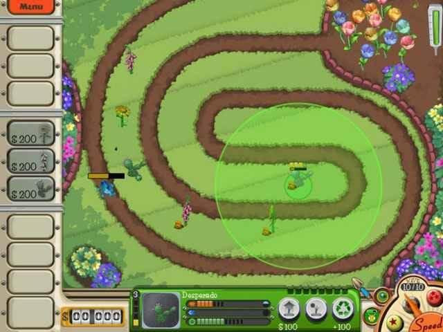 تحميل لعبة Garden Defense