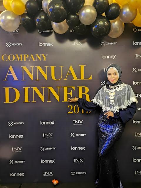 Ionnex Annual Dinner 2019 di Hilton Kuala Lumpur