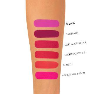 Kat Von D Liquid Lipstick Bauhau5 Swatch