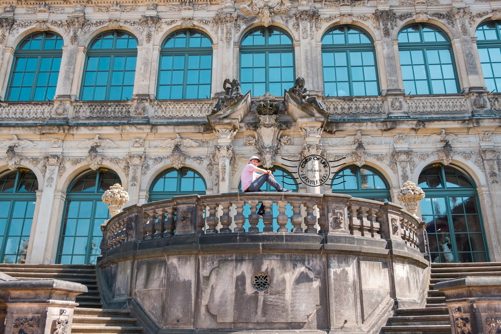 One Day in Dresden, Germany