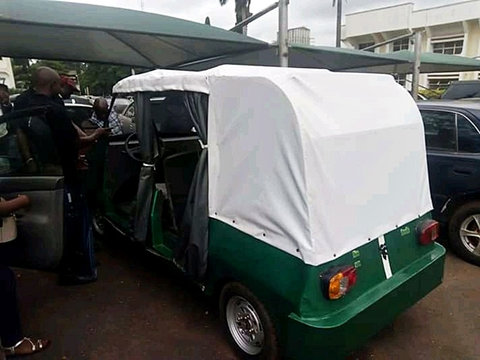 Image result for UNN electric car