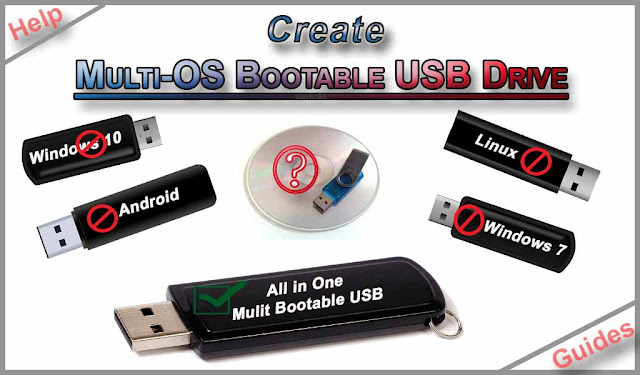 Multi-Bootable USB