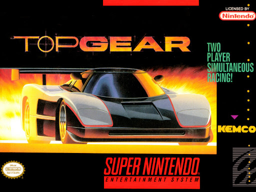 Top Gear SNES ROM