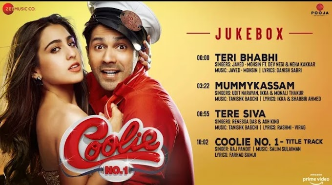 Tere Siva Lyrics – Coolie No. 1 | Ash King