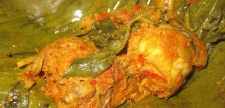 Resep Pepes Ayam Daun Kemangi Khas Sunda