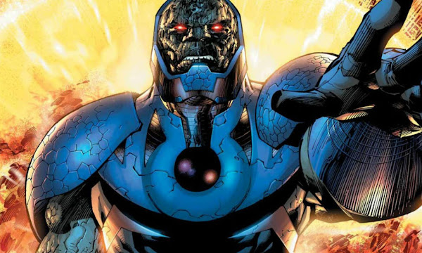 Sinopse de 'Liga da Justiça' menciona Darkseid e DeSaad pela primeira vez