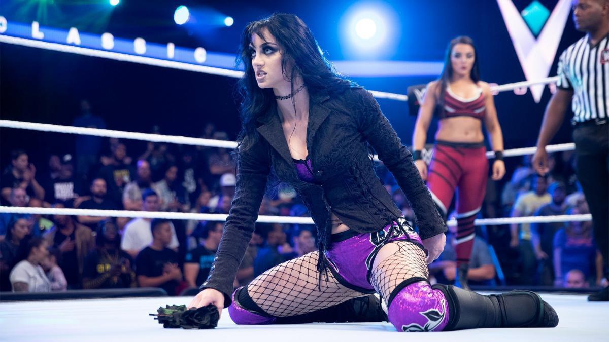 Novas lutadoras se juntam ao WWE NXT