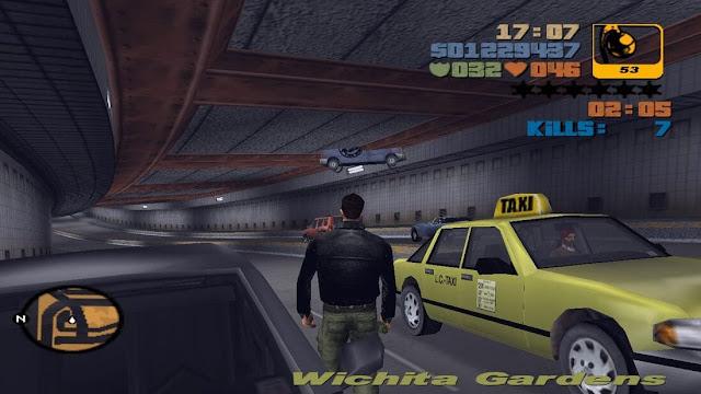 Imagem do GTA 3
