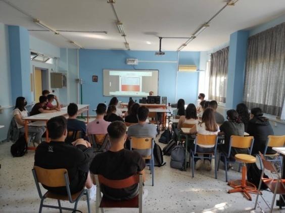 Προχωρημένα Μαθήματα Φυσικής στο 3ο Γενικό Λύκειο Άργους