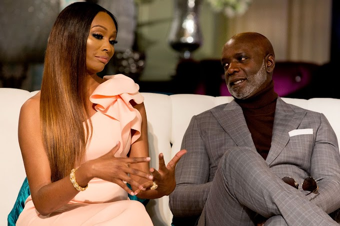 Cynthia Bailey Files $170K Lawsuit Against Ex-Husband Peter Thomas!