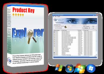 برنامج Product Key Explorer