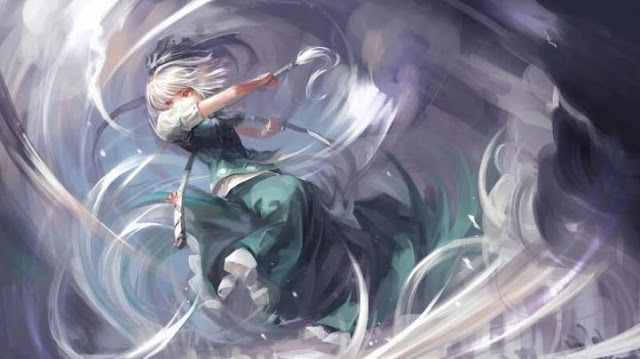 Karakter Anime Berkekuatan Angin Terkuat