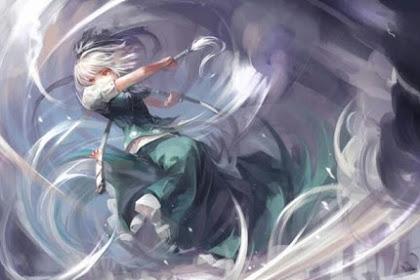 20 Karakter Anime Berkekuatan Angin Terkuat