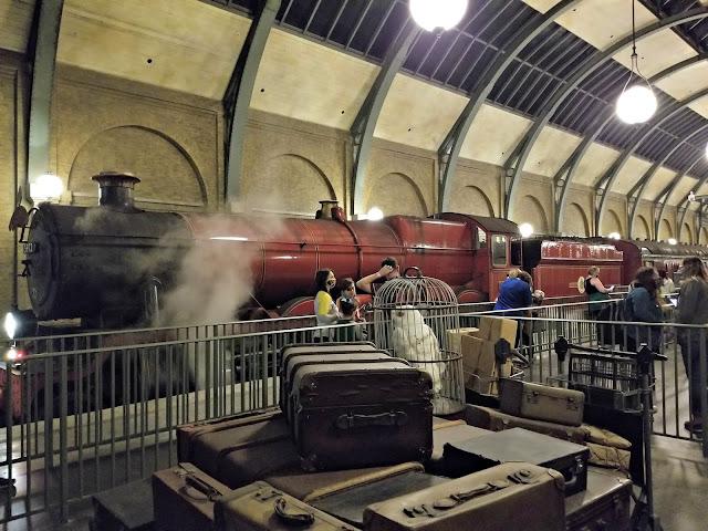 hogwarts express secrets