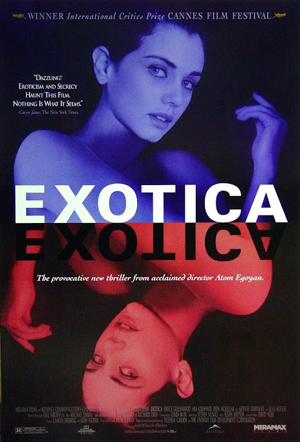 an analysis of exotica by atom egoyan Good morning quotes for her: love quotes for her / him home an analysis of exotica a film by atom egoyan.
