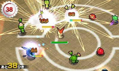 Pokémon Rumble Royal Battle