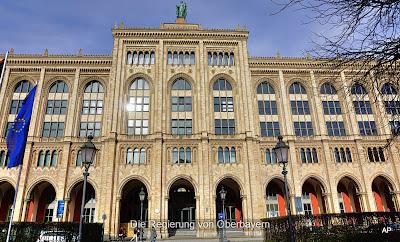 Siedziba Bawarskiego Rządu