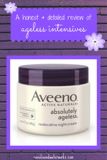 aveeno absolutely ageless good or bad; how is aveeno absolutely ageless