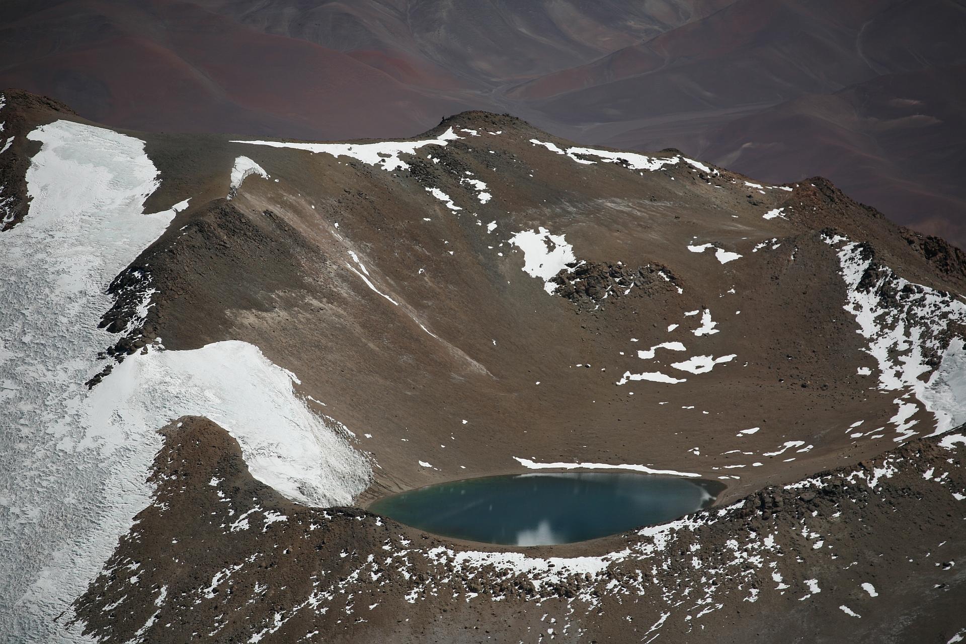 Nevado Tres Cruces National Park 3