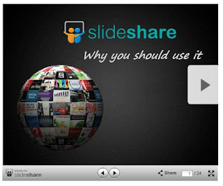 What can you do with SlideShare?