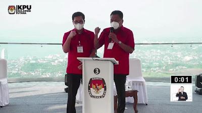 Tampil Debat Meyakinkan, Closing Statemen ODSK Berkelas!