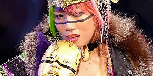 Asuka Reveals Possible Gimmick Change In WWE, Talks Kairi Sane Leaving The Company