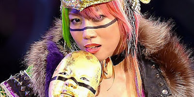 Backstage News On WWE Pushing Asuka