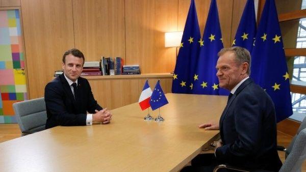 Líderes europeos se reúnen en Bélgica para renovar la UE