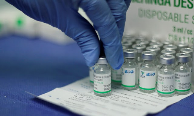 The WHO Experts Voice 'Very Low Confidence' in Some Sinopharm COVID-19 Vaccine Data
