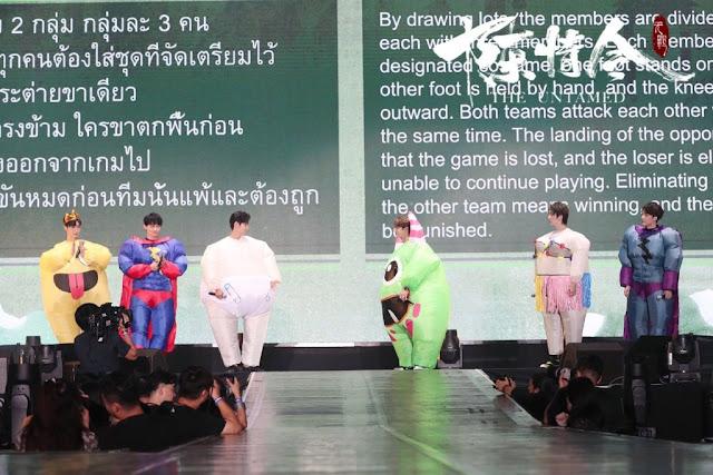 untamed bangkok fanmeet