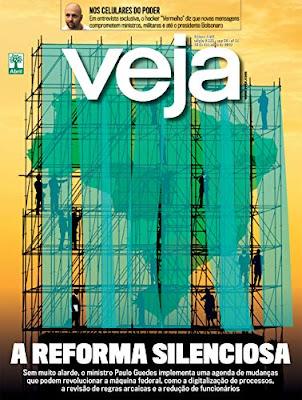 Livro online Revista Veja - 18/12/2019 eBook