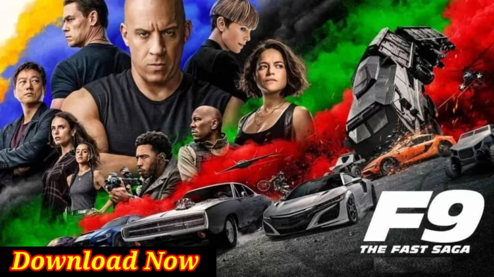 Fast and Furious F9 Download