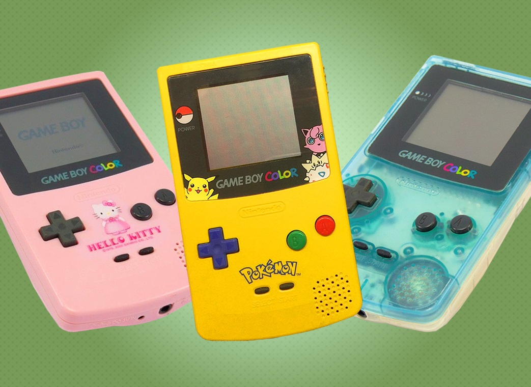 Game boy color japan - Retro Reflections This Year S Game Boy Loot From Japanese Retro Game Shopping
