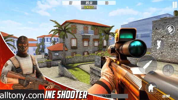 تحميل لعبة Hazmob FPS: لعبة إطلاق نار متعددة اللاعبين عبر الإنترنت للأندرويد XAPK