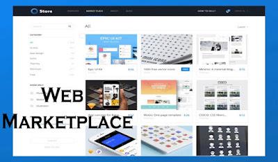 Web Marketplace – Facebook Marketplace