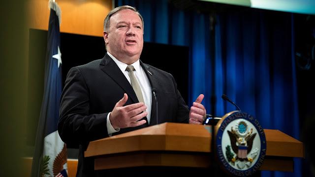"""EE.UU. considera """"totalmente ilegales"""" todos los reclamos de recursos que ejerce Pekín en el mar de la China Meridional"""