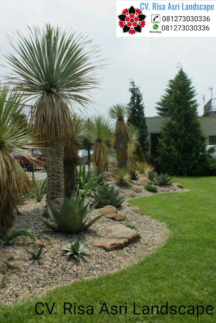 Tukang Taman Gresik - Jasa Pembuatan Taman Profesional