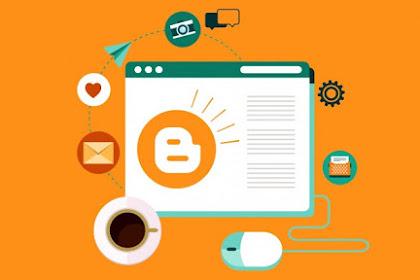 20+ Tempat download template blogger terbaik