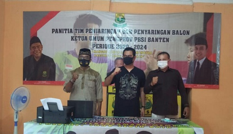 Pengprov PBSI Banten Buka Pendaftaran Calon Ketua Umum Baru