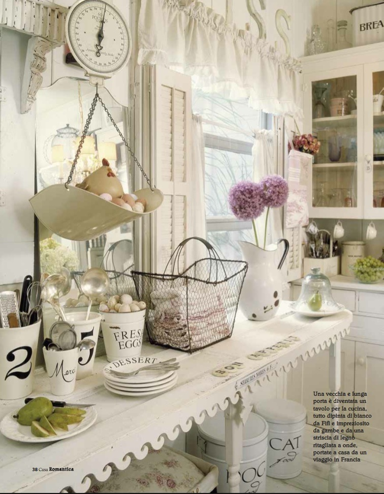 Shabby Amp Country Life Romantic E French Style