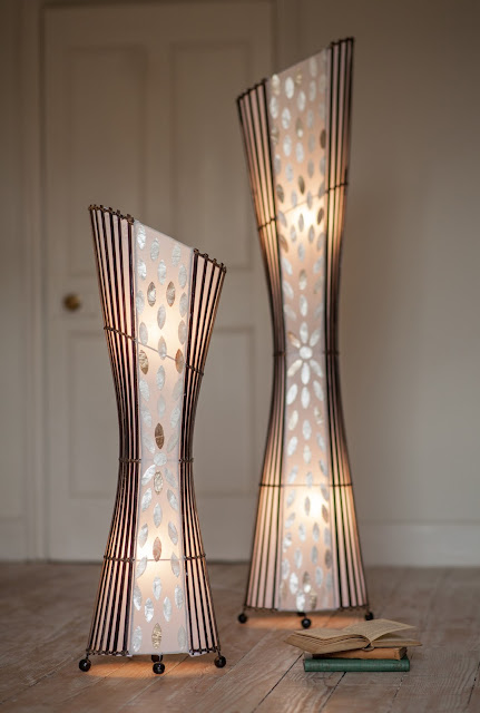 Fair trade lighting - Eastern Flare Lamp