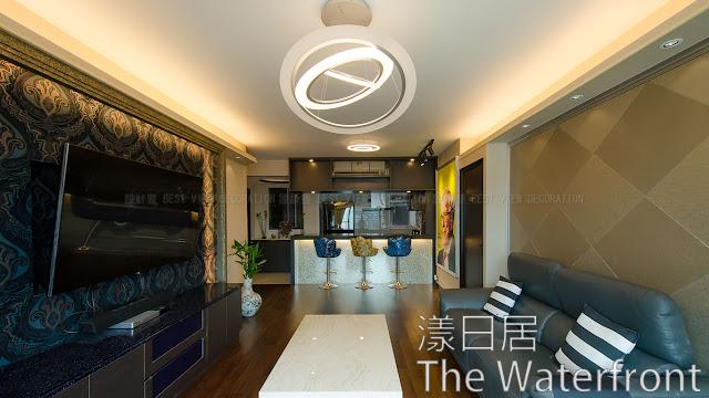 九龍站 漾日居 室內設計單位(The Waterfront)