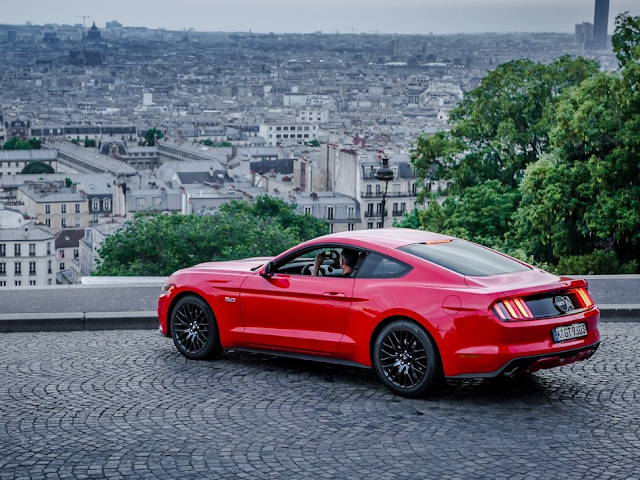 Ford Mustang is a Global Best-Seller