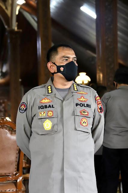 Potensi Kerumunan, Polda Jawa Tengah Secara Tegas Larang Warga Gelar Acara Peringatan HUT RI Ke-76
